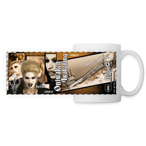 Episode 2 Mug - Mug panoramique contrasté et blanc