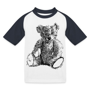 Teddy  - Kids' Baseball T-Shirt