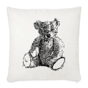 Teddy  - Sofa pillow cover 44 x 44 cm