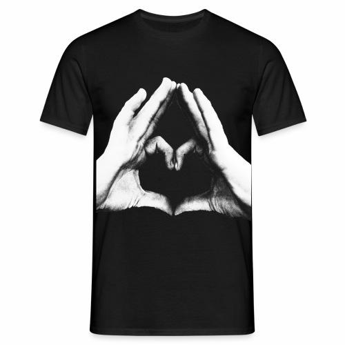 Electronic Love - T-Shirt - Männer T-Shirt