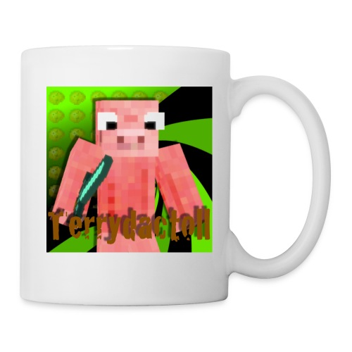 Terrydactoll Logo Mug - Mug