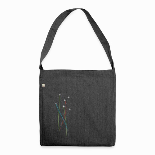 Royal Air Show Bags & Backpacks - Shoulder Bag made from recycled material