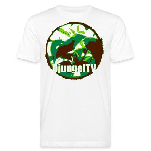 Mr DjungelT - Ekologisk T-shirt herr