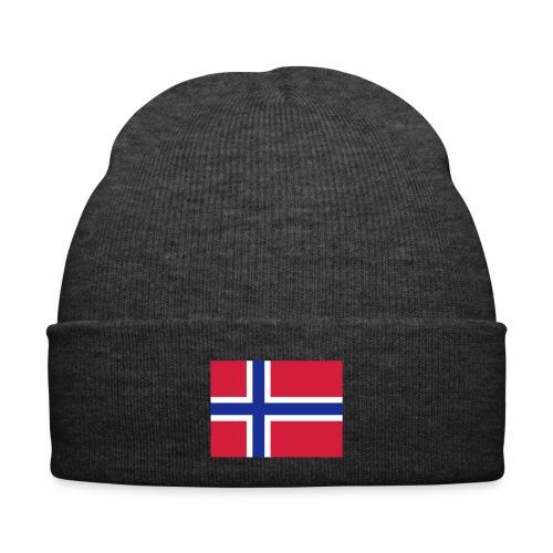 LUE Norsk flagg - Vinterlue