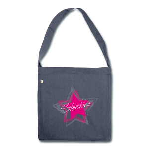 Starshine - Tasche - Schultertasche aus Recycling-Material