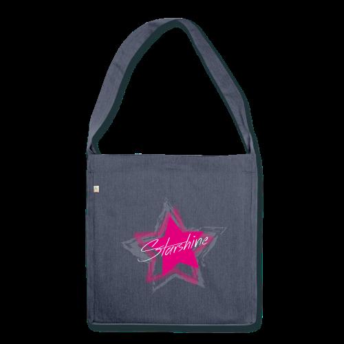 Starshine - Tasche - Schultertasche aus Recycling-Material