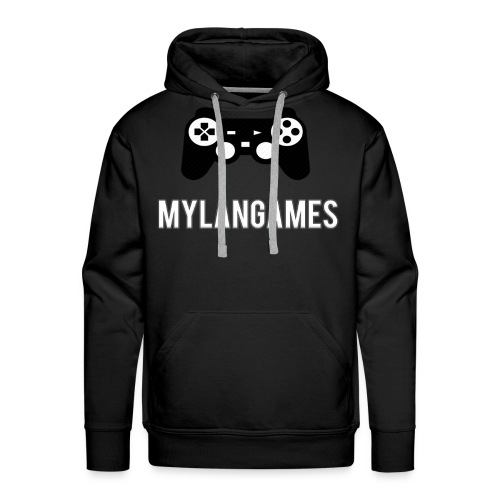 MyLanGames PREMIUM Hoodie [MÄNNER] - Männer Premium Hoodie