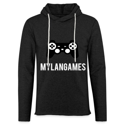MyLanGames HOODIE [Frauen] - Leichtes Kapuzensweatshirt Unisex