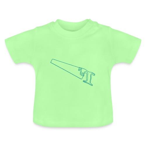SÄGE Fuchsschwanz - Baby T-Shirt