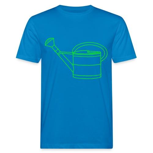 Gießkanne Garten - Männer Bio-T-Shirt