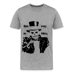 See you in hell - Wild`n Heart - Männer Premium T-Shirt