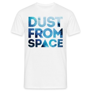 Tee shirt Dust From Space - T-shirt Homme