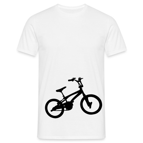 BMX shirt - T-skjorte for menn