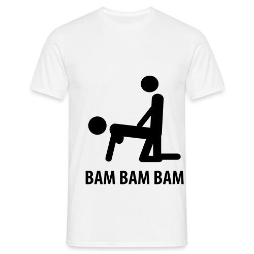 BMX shirt - T-skjorte for menn