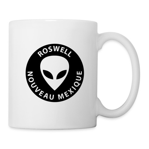 Tasse Roswell - Mug blanc