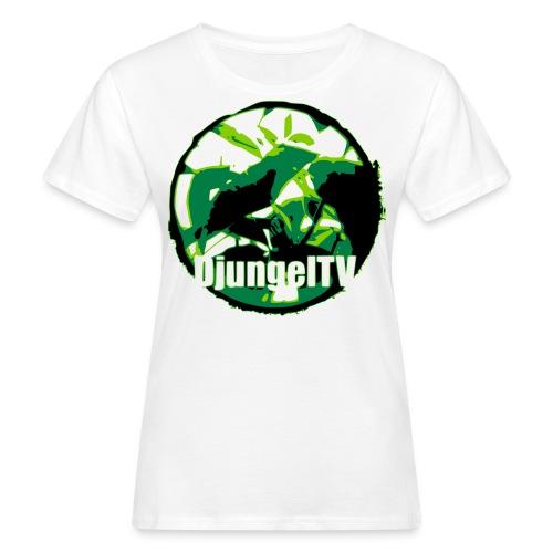 Ms DjungelT - Ekologisk T-shirt dam