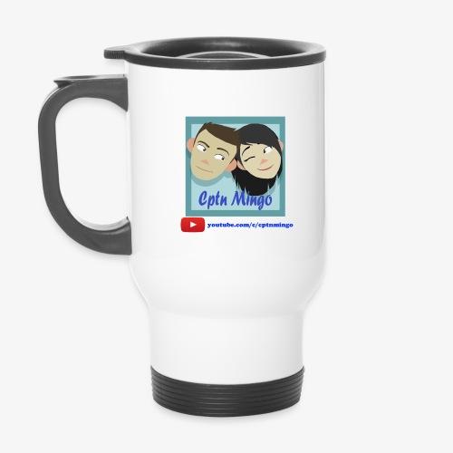 Cptn Mingo Brendan Fraser Travel Mug - Travel Mug