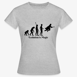 Evolution is Magic Women's Tee - Women's T-Shirt