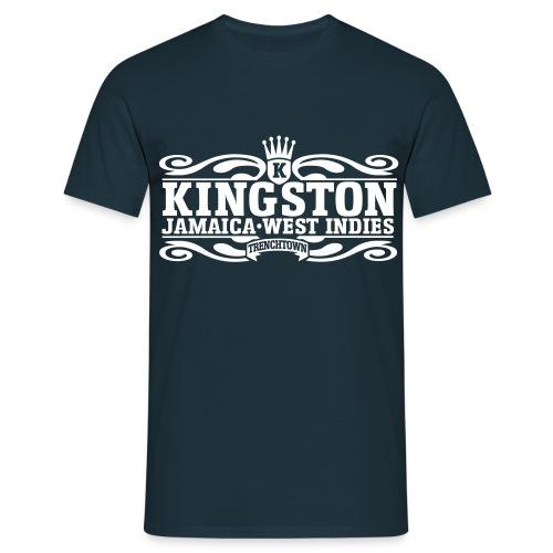 Kingston (white) - Men's T-Shirt