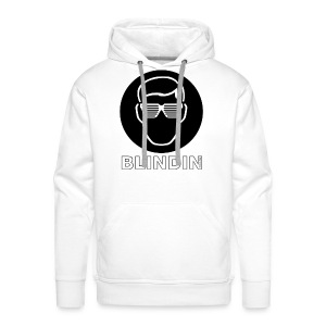 BLINDIN Men's Hooded Sweatshirt - Men's Premium Hoodie