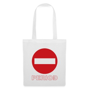NO ENTRY Tote Bag - Tote Bag