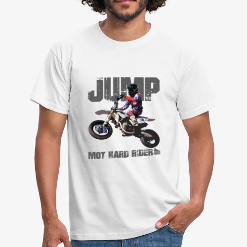 Jump - Mot-Hard Rider - Maglietta da uomo