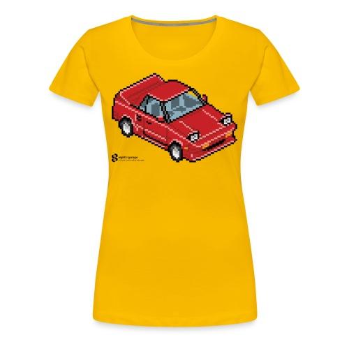8bit MR2 AW11 T shirt - Women's Premium T-Shirt