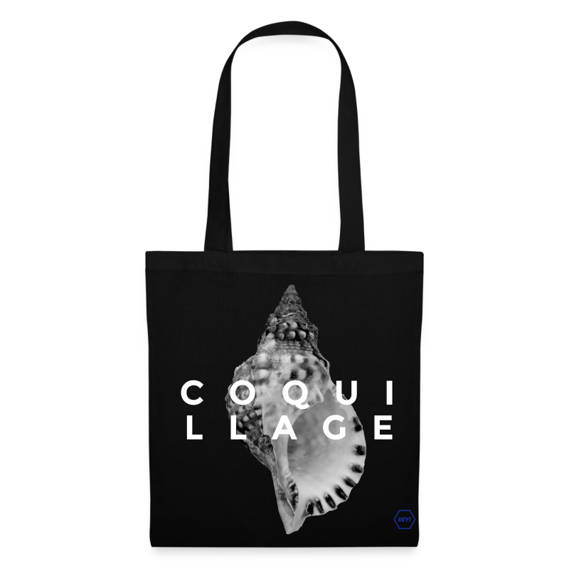 Coquillage Tote Bag - Tote Bag