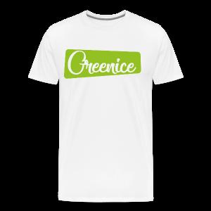 Herren Vintage Logo Shirt - Männer Premium T-Shirt