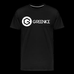 Herren Logo Shirt - Männer Premium T-Shirt