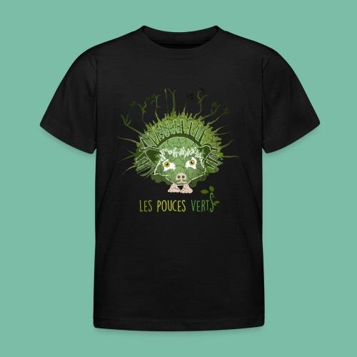 T-shirt enfant  hérifleur Les pouces verts Brocéliande Spirit - T-shirt Enfant