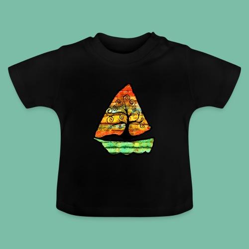 T-shirt bio BB bateau Brocéliande Spirit - T-shirt Bébé
