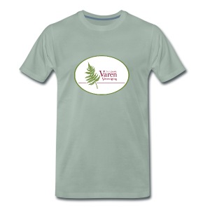 Varen logo T-shirts - Mannen Premium T-shirt