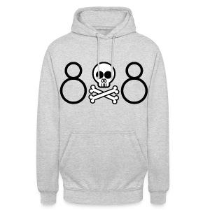 808 pirates - Unisex Hoodie