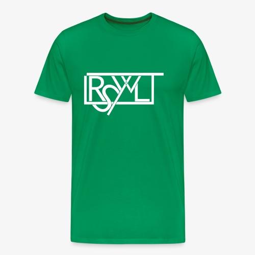 Männershirt im LRSWLT Design - Männer Premium T-Shirt