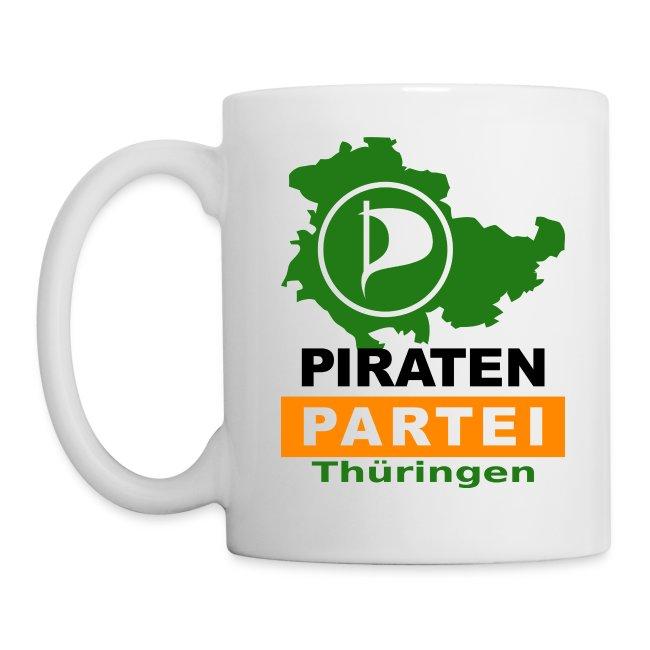 Piraten-Rum-Tasse (Logo groß)