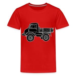 Lastwagen 2 - Teenager Premium T-Shirt