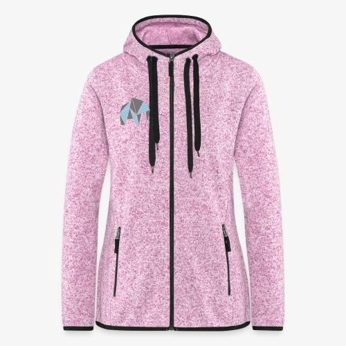 Musth jacket womens - Women's Hooded Fleece Jacket