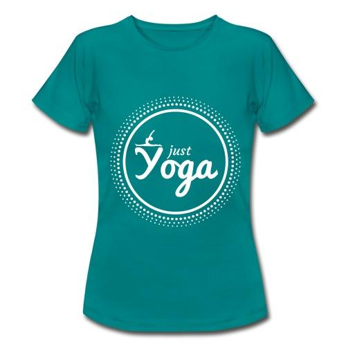 LIMITIERTE EDITION - JUST YOGA - Frauen T-Shirt