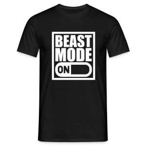 Fightwithstyle Berlin Beast Mode 2017 - Männer T-Shirt