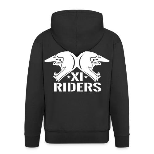 Xiriders Jacket - Männer Premium Kapuzenjacke