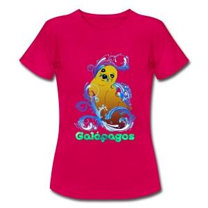 Camiseta mujer