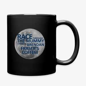 Race Through The Mummy Mug - Full Colour Mug