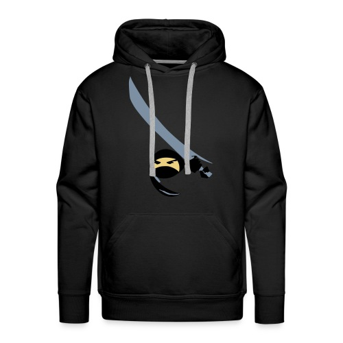 Ninja Hoodie - Men's Premium Hoodie
