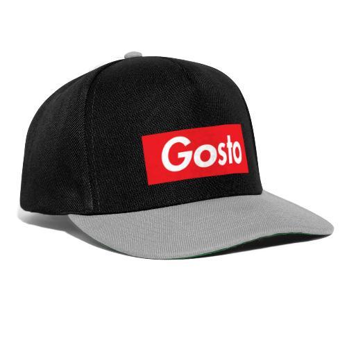 GOSTO - Casquette snapback