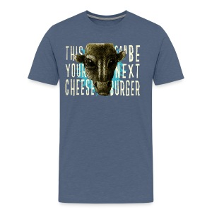 this could be your next cheeseburger - Men's Premium T-Shirt