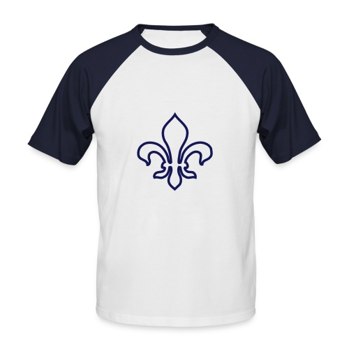 congross - Männer Baseball-T-Shirt
