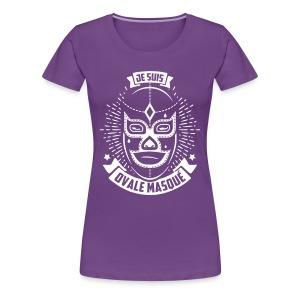 Le ticheurte de la femme du chef - T-shirt Premium Femme
