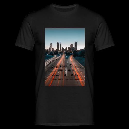 City C - Männer T-Shirt