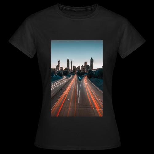 City - Frauen T-Shirt